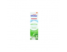 Otrimer Breathe Clean Spray με Δυνατό Ψεκασμό κατάλληλο μόνο για ενήλικες με διάλυμα θαλασσινού νερού 100ml