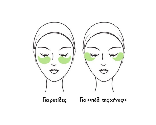 YOUTH LAB Peptides Spring Hydra Gel Eye Patches Συσφιγκτική & αντιρυτιδική μάσκα από υδροτζέλ, για πλήρη αναδόμηση της περιοχής των ματιών 1 ζευγάρι