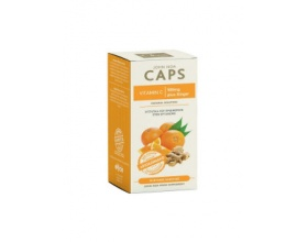 John Noa Caps with vitamin C 500mg plus Ginger, 30 Kάψουλες