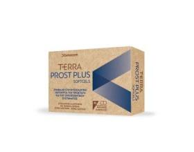 Genecom TERRA Prost Plus Συμπλήρωμα Διατροφής για την Καλή Λειτουργία του Προστάτη & του Ουροποιητικού Συστήματος 30 μαλακές κάψουλες