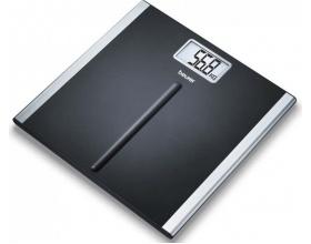 Beurer PS22 Ψηφιακή ζυγαριά μπάνιου με δυνατότητα ζύγισης έως και 150 κιλά 1 τμχ