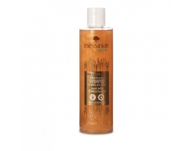 Messinian Spa Premium Line Shimmering Shampoo Royal Jelly & Helichrysum Σαμπουάν Βασιλικός Πολτός & Ελίχρυσος  300ml