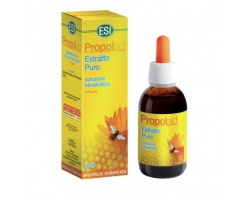 ESI Propolaid Estratto Puro, Συμπλήρωμα διατροφής Υδατο-αλκοολικό Eκχύλισμα Πρόπολης 50ml