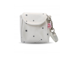 My Bag's, Θήκη για Πιπίλες My Constellations Xρώμα Λευκό, 1τεμ