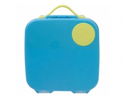 B.box Lunch box Ocean Breeze Φαγητοδοχείο πολλαπλών θέσεων μαζί με παγοκύστη χρώμα μπλέ 1 τμχ