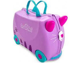 Trunki Παιδική Βαλίτσα Ταξιδίου Cassie the Cat, 1τμχ