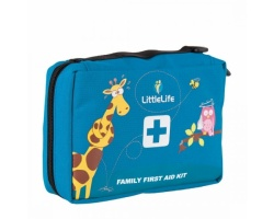 LittleLife Family First Aid Kit Τσαντάκι Πρώτων Βοηθειών, 1τμχ.
