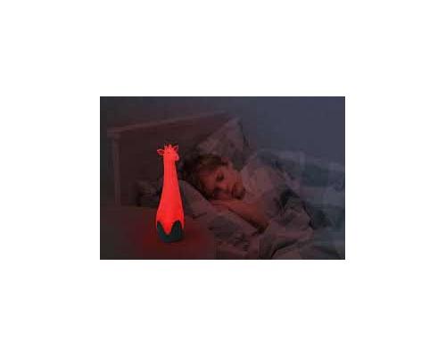 Zazu Gina η Καμηλοπάρδαλη Φακός και Φωτάκι Νυχτός, 1τμχ