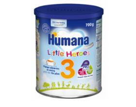 HUMANA Optimum 3, Γάλα δεύτερης βρεφικής ηλικίας μετά τον 12ο μήνα 700γρ