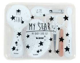 Minene My Baby Care Kit Σέτ Βρεφικής Περιποίησης Xρώμα Γαλάζιο,1τμχ