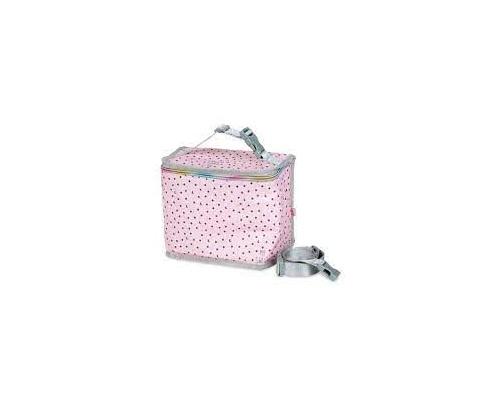MY BAG'S, Ισοθερμική Παιδική Τσάντα για Πικ Νικ Χρώμα Ροζ 1τεμ