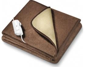 Beurer HD 100 Διπλή Ηλεκτρική Κουβέρτα 200 x 150 cm, με ηλεκτρονική ρύθμιση της θερμοκρασίας 1 τεμάχιο