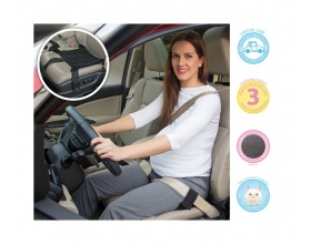 KioKids Zώνη Ασφαλείας Αυτοκινήτου για Εγκύους, 1τμχ