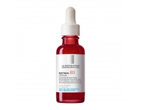 La Roche Posay Retinol Β3 Serum Retinol B3 Αντι-ρυτιδικό Συμπύκνωμα Ανάπλασης της Επιδερμίδας   30ml