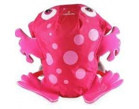Littlelife Disney Swim Pack  Σακίδιο Πλάτης Βάτραχος Ρόζ, 1 τμχ