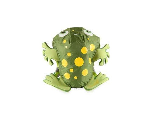 Littlelife Disney Swim Pack  Σακίδιο Πλάτης Βάτραχος Πρασινο, 1 τμχ