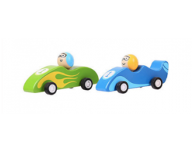 Big Jigs Toys Αγωνιστικό Αυτοκίνητο,1τμχ