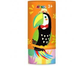 Avenir Silky Crayon, Μεταξένια Κραγιόν +3Y, 12τμχ