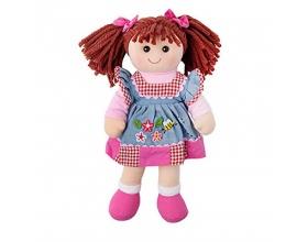 Big Jigs Toys, Melody Πάνινη Κούκλα, 1τμχ