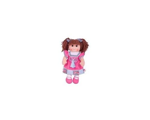 Big Jigs Toys, Emma Πάνινη Κούκλα 38cm 1τμχ