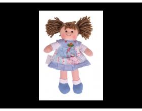 Big Jigs Toys, Sarah Πάνινη Κούκλα 28cm, 1τμχ