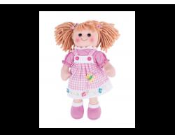 Big Jigs Toys, Ava Πάνινη Κούκλα 34cm 1τμχ