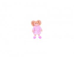 Big Jigs Toys, Αμπιγκέιλ Πάνινη Κούκλα, 1τμχ