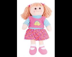 Big Jigs Toys, Susie Πάνινη Κούκλα, 1τμχ