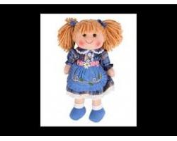 Big Jigs Toys, Katie Πάνινη Κούκλα 30cm 1τμχ