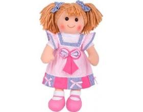 Big Jigs Toys, Georgie Πάνινη Κούκλα 38cm 1τμχ