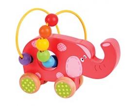 Big Jig Toys Προγράφος Ελέφαντας, 1τμχ
