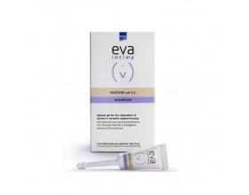 Intermed Eva Restore Gel Κολπική γέλη με υαλουρονικό οξύ 9 προγεμισμένους με γέλη κολπικούς εφαρμοστές μίας χρήσης