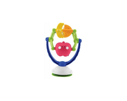 Chicco, Μουσικά Φρούτα για την καρέκλα φαγητού 6m+, 1τμχ