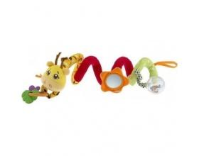 Chicco, Mrs. Giraffe, Παιχνίδι Καροτσιού Καμηλοπάρδαλη, 1τμχ