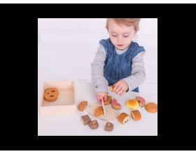 Big Jigs Toys Κουτί με Γλυκά και Μαχαίρι 18m+, 1τμχ