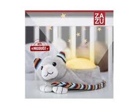 Zazu, Kiki γατούλα Προτζέκτορας νανουρίσματος & λευκούς ήχους, 1τμχ