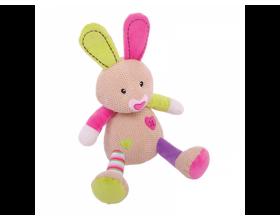 Big Jigs Toys,Bella Μαλακό Κουνέλι 31cm, 1τμχ