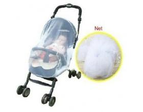 BabyOno, Mosquito Net Κουνουπιέρα Μικρή για Καρότσι, 1τμχ.