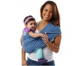 Baby K' Tan Baby Carrier Μάρσιπος από Βαμβάκι, Μέγεθος Medium Denim 1τμχ