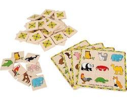 Big Jigs Toys Επιτραπέζιο Παιχνίδι Μνήμης Απο 3Χρονων+, 1τμχ