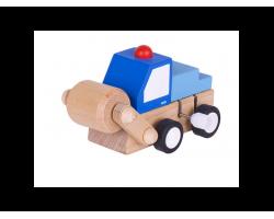 Big Jigs Toys, Κουρδιστό Όχημα Χρώμα Μπλέ,1τμχ.