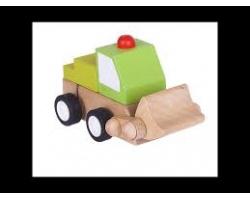 Big Jigs Toys, Κουρδιστό Όχημα Χρώμα Πράσινο,1τμχ.