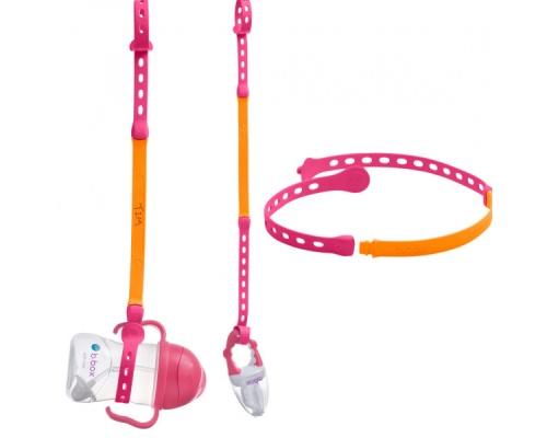 Bbox Connect-a-Cup, Λουράκι-Ιμάντας Ρυθμιζόμενος Χρώμα Ροζ1τμχ