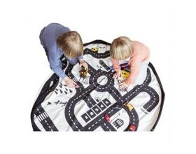 Play & Go, Στρωματάκι και Σάκος Παιχνιδιού Roadmap/Thunderbolt, 1τμχ