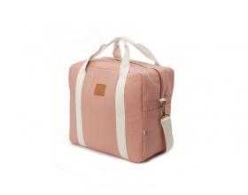 My Bag's Τσάντα Αποθήκευσης Happy Family Xρώμα Ροζ,1τμχ