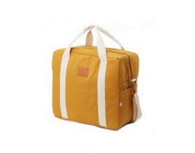My Bag's Τσάντα Αποθήκευσης Happy Family Ochre,1τμχ