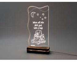 "Gift & Design Led Φωτιστικό ""Winnie the Pooth"", 1τμχ"