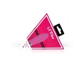 Lil'Swirl Vibrator, Δονητής μικρός με 10 διαφορετικές ρυθμίσεις δόνησης σε χρώμα ροζ , 1 τμχ