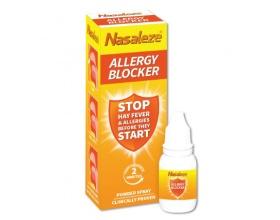 Inpa, Nasaleze Allergt Blocker Φυσικό Ρινικό Σπρέι για την  Αλλεργική Ρινίτιδα , διάρκεια 30 ημερών, 200 χρήσεις
