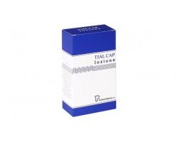 Uniderm Tial Cap Lozione, Λοσιόν Τριχόπτωσης, Λοσιόν Eντατικής Kερατοειδοπλαστικής και Aντισμηγματορροϊκή για το Tριχωτό της Kεφαλής, 80ml